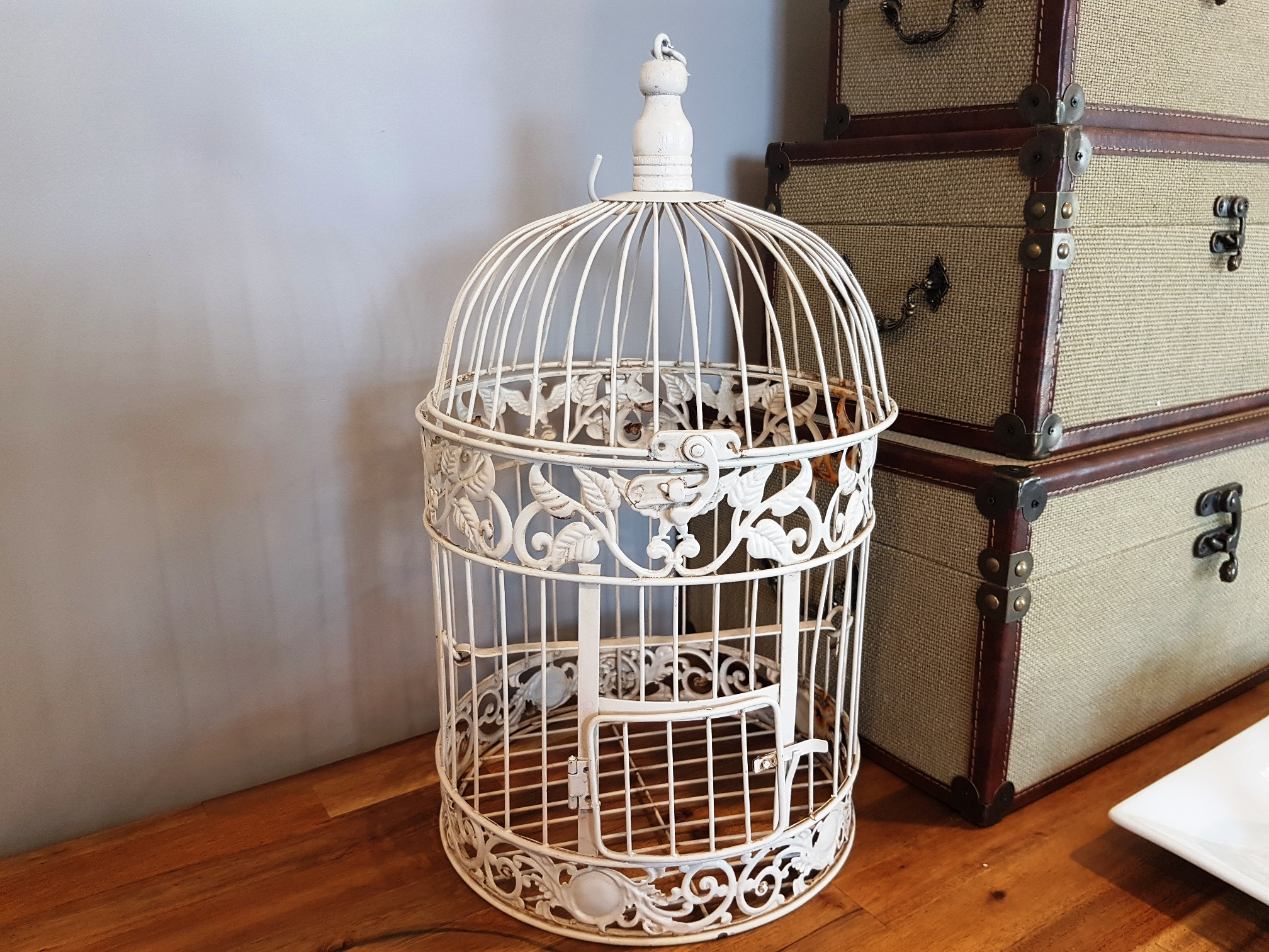 vintage bird cage large bathurst event wedding party equipment hire specialists. Black Bedroom Furniture Sets. Home Design Ideas